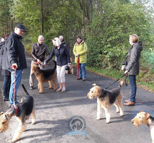 Wandertag mit der Ortsgruppe