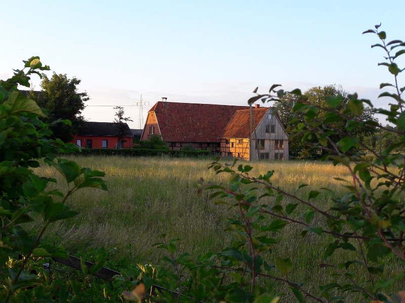 Hofanlage in Sommerwiese